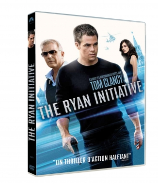 THE RYAN INITIATIVE EN DVD ET BLU-RAY DISPONIBLE DÈS LE 4 JUIN CHEZ PARAMOUNT HOME ENTERTAINMENT