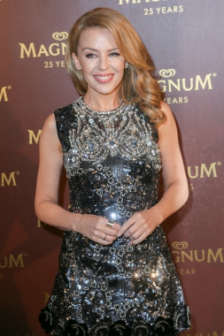 Showcase exclusif de Kylie Minogue